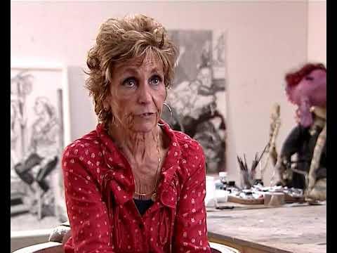 Paula Rego - My contemporaries at the Slade School of Fine Art (9/51)