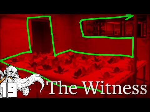"""COLOR BLIND AND TONE DEAF!!!"" The Witness Part 19 - 1080p HD PC Gameplay Walkthrough"