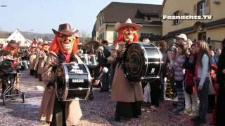 Fasnachtsumzug Breitenbach 2011