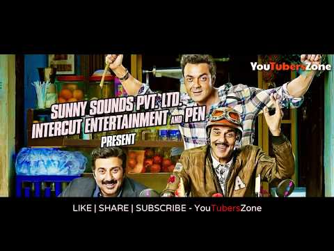 Yamala Pagla Deewana Firse   Trailer    Dharmendra, Sunny Deol, Bobby Deol, Salman Khan