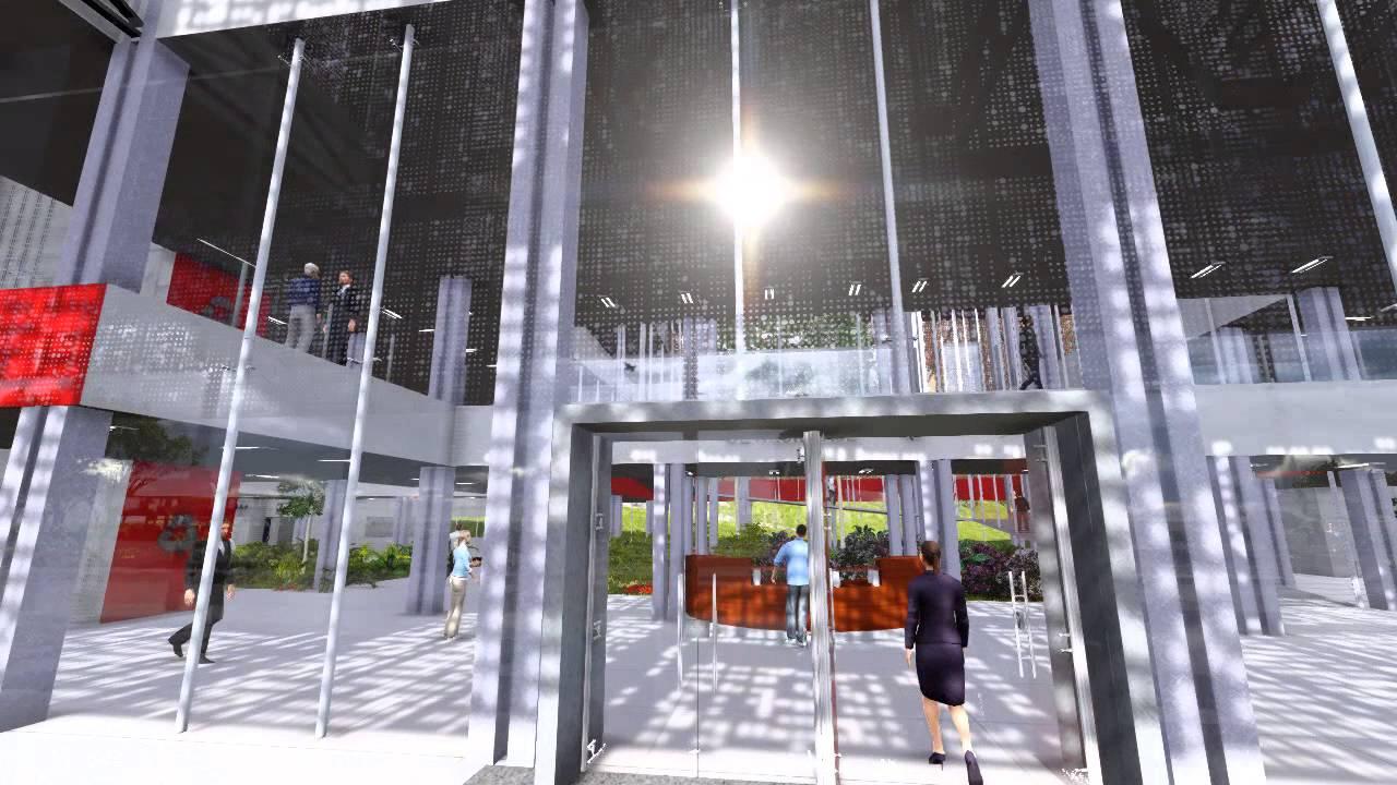 Rec cba planta de reciclaje de residuos s lidos urbanos for Arquitectura 6b faudi