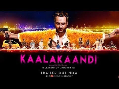 Kaalakaandi Official Trailer Out   Saif...