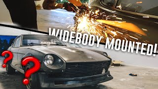 cutting-into-the-datsun-280z-widebody-install
