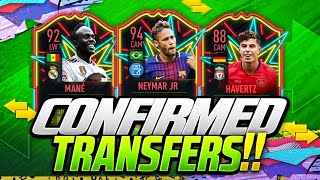 FIFA 20 | NEW CONFIRMED JANUARY 2020 TRANSFERS & RUMOURS😱🔥| w/ MANÉ, SALAH, HAVERTZ & NEYMAR JR⚡😎