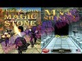 Endless Run Magic Stone vs Endless Run Magic Stone 2 Gameplay For All Kids And Babies