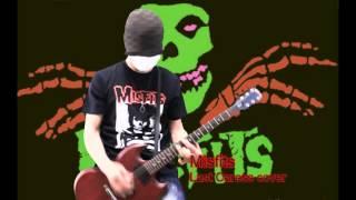 misfitsのTシャツをゲットしたので 弾いてみました ガンズやメタリカの...