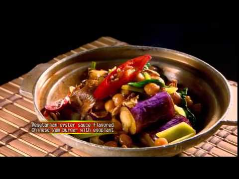 Taiwan OCAC:Tasty vegetarian cuisine