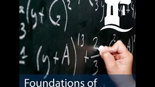 sets and numbers foundations of pure mathematics dr joel feinstein