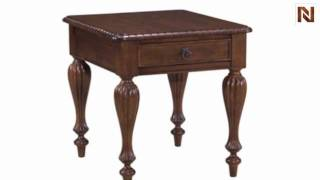 Kincaid 83-021 Keswick Drawer End Table