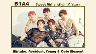 PART 224: Kpop Mistake & Accident [B1A4