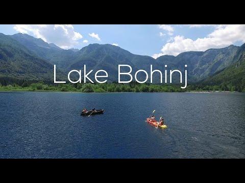 Lake Bohinj - Beautiful Lake in the Alps
