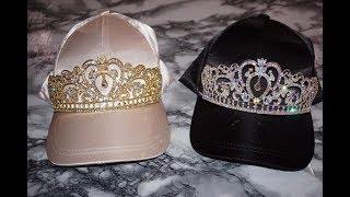 DIY Crown Hat for $10 ; PRINCE$$ LIFE