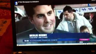 Reportage France 3 Migennes 2011
