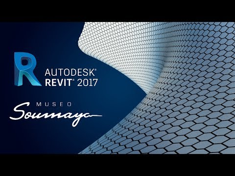 Revit Architecture - Making Of-  Soumaya Museum