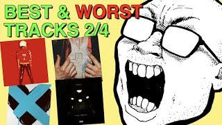 Weekly Track Roundup: 2/4 (The Weeknd, Kendrick Lamar, CHVRCHES, The Streets, Iggy Azalea)