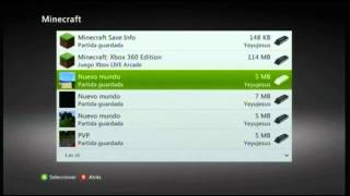 Tutorial poner mod [Minecraft XBOX 360 / PS3]