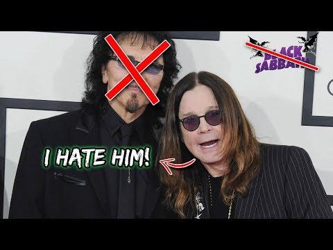 Black Sabbath's Ozzy Osbourne: I  Really DON'T Like Working With Tony Iommi! Mp3