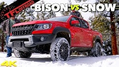 The Chevy ZR2 Bison Is The ULTIMATE GM Off-Roader. Here