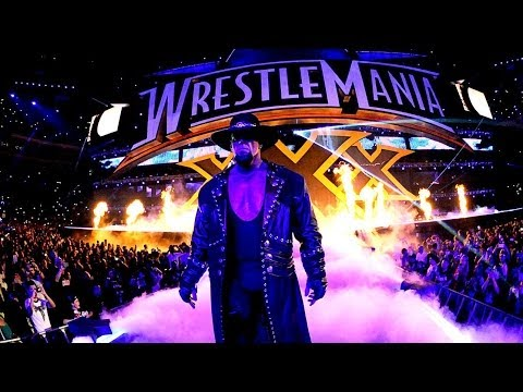 Undertaker Wrestlemania Streak tribute (21-1) ᴴᴰ