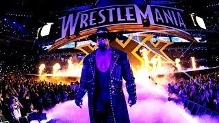 Undertaker Wrestlemania Streak tribute (21-1) ᴴᴰ