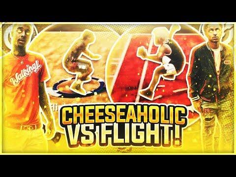 1V1 AGAINST CHEESAHOLIC NBA 2K20 GONE WRONG! *NASTY ANKLE BREAKER*