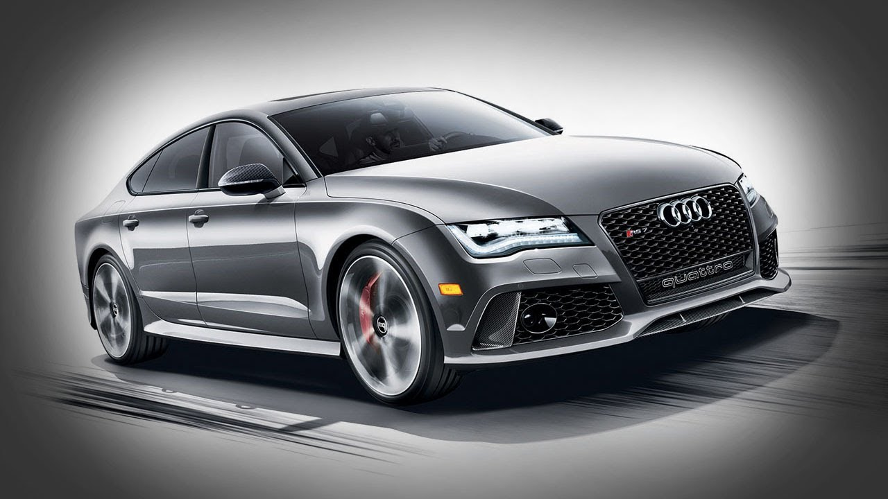 2015 Audi RS7 Dynamic Edition: 2014 Beijing Preview - YouTube