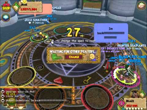 Wizard101: Level 95 Pyromancer Gear Update by ProModdingHD