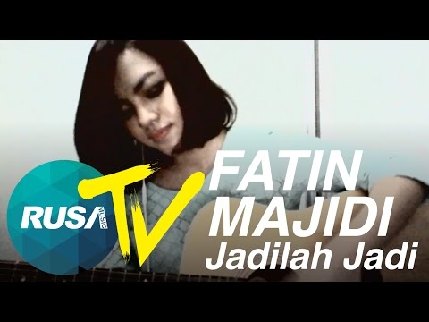 [RUSA TV] Jadilah Jadi - Fatin Majidi (Teaser)