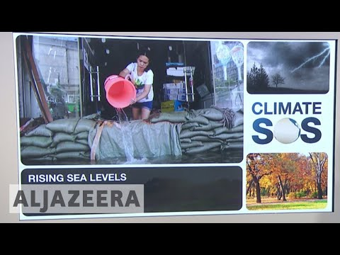 Explainer: Climate refugees a focus at UN talks