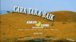 CARA TARABAIK - KOKVS GANG // REGGAE ( OFFICIAL MUSIC VIDEO ) 2020