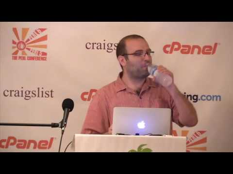 2016 - The Ongoing Disaster That Is Perl 5‎ - Ricardo Signes