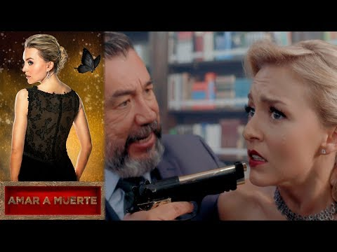 Servando toma como rehén a Lucía | Amar a muerte - Televisa