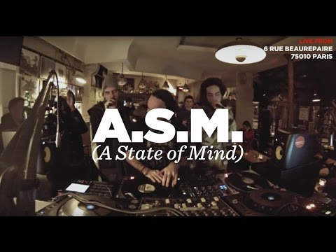 ASM (A State Of Mind) • Live Session • LeMellotron.com