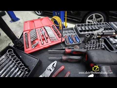 Snap On Mechanic Tool Starter Pack -Tools for new Mechanics