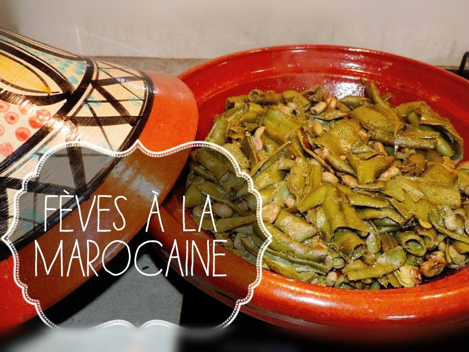 recette sal e f ves la marocaine morrocan broad bean chadcuisine youtube. Black Bedroom Furniture Sets. Home Design Ideas