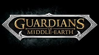 Lord of the Rings Guardians of Middle-Earth |3 Lane Gameplay