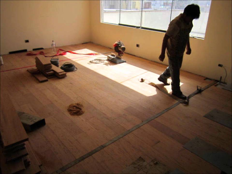 Parquet lima peru instalacion de piso flotante madera for Instalacion de parquet