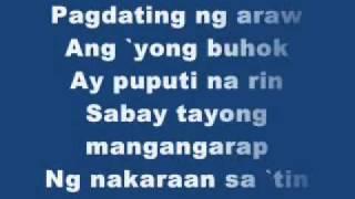 Kahit Maputi Na Ang Buhok ko(with Lyrics...