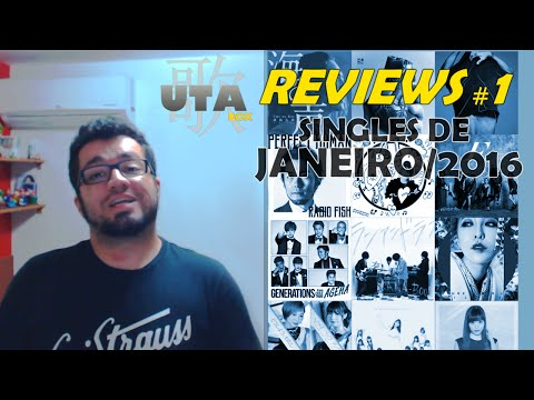 UTA BOX: Reviews #1 - Singles de Janeiro, 2016