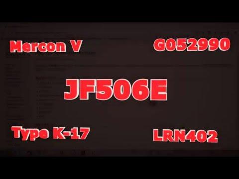 Фото к видео: АКПП JF506E . Какое масло заливать?