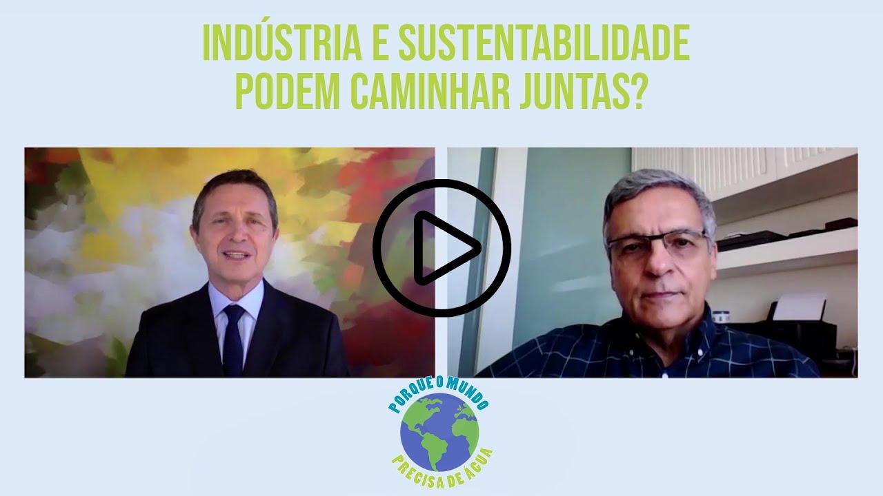 Indústria e sustentabilidade podem caminhar juntas? POMPA com Eduardo San Martin