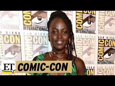 EXCLUSIVE: Lupita Nyong'o Talks 'Black Panther' & Possible Rihanna Film Collaboration: 'I'm Honor…