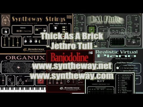 Syntheway - Virtual Accordina Vst, Vst Instruments