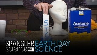 Earth Day Science - Cool Science Experiment