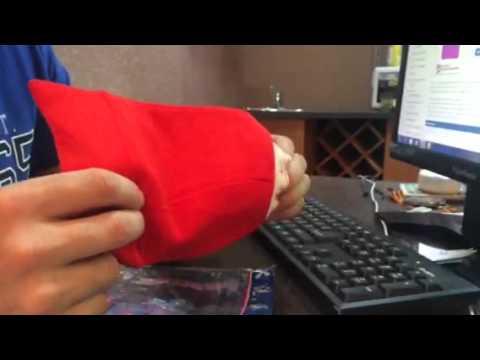 Корейская мочалка из вискозы просто SUPER!!! - YouTube