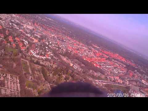 marcnh33   vlucht 11   en ik kon live de beelden zien tijdens het vliegen