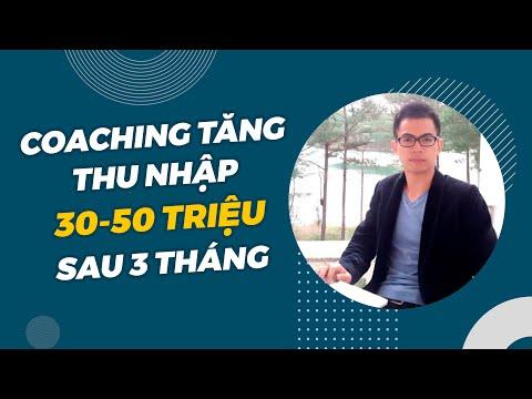COACHING TĂNG 30-50 TRIỆU SAU 3 THÁNG - CEO ĐÀO ĐỨC DŨNG