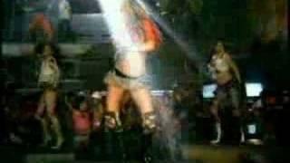 Christina Aguilera Body Rockers Dirty