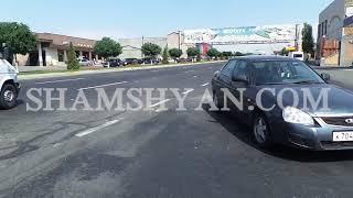 Ավտովթար Երևանում  բախվել են Երևան Հրազդան երթուղին սպասարկող Mercedes ը և Priora ն