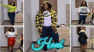 🛍💃🏽👠PLUS SIZE TRY ON CLOTHING HAUL - COTTON ON, DMF...♡ Nicole Khumalo ♡ South African Youtuber